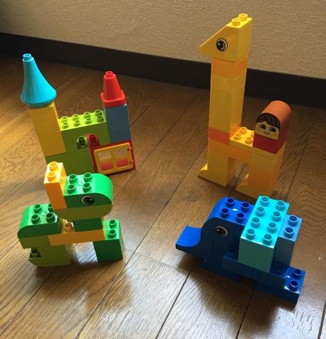 レゴ デュプロ 10557  トイザらス限定 基本セットタワー